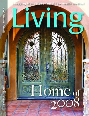 Home of the Year 2008, by Living Magazine