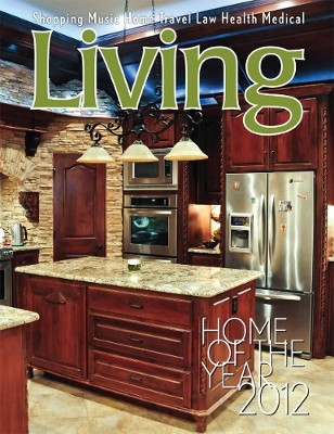 Home of the Year 2012, by Living Magazine